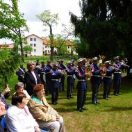 Hudba hradní stráže v akci a na jedničku jako vždy