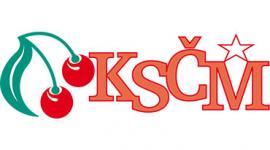 KSČM logo